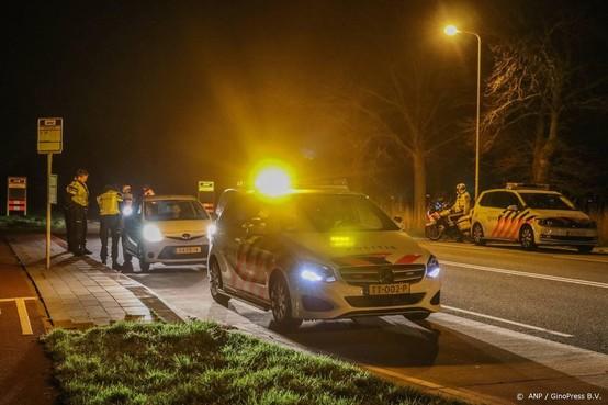 Arrestaties bij politiecontroles Urk