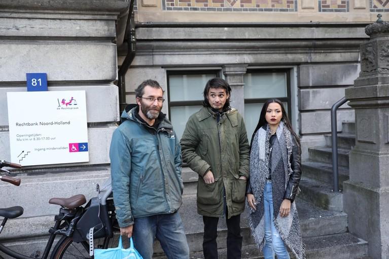 Grauwe Eeuw-activist opgepakt voor doodsbedreiging Sinterklaas