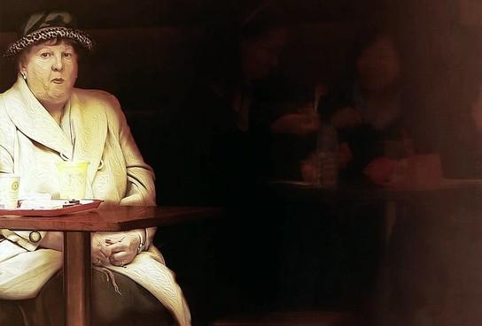 Troostprijs voor Rembrandtschilders met 'Niet in het Rijks!'