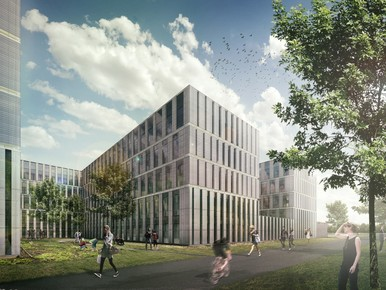 Bèta Campus Universiteit Leiden: project van lange adem
