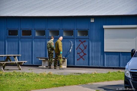 Drietal opgepakt na ophangen granaat bij ADO