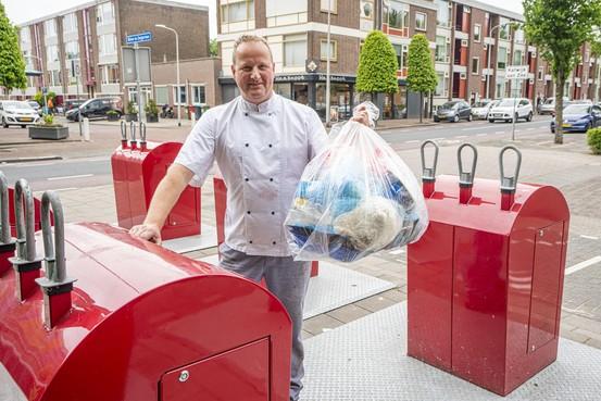 Katwijkse banketbakker Dick Haasnoot: 'Plastic blijf ik gewoon in de gemeentecontainer gooien'