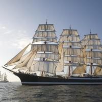 De Sedov komt niet meer naar Den Helder volgens Jeanette Blijdorp.