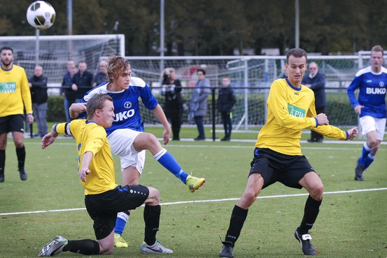 Spannende ontknoping bij periodetitelstrijd tussen FC Velsenoord en Jong Hercules