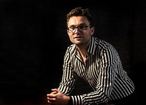 Haarlemmer Devon Donovan wil met boyband Storm met diepgaande teksten de Nederlandse muziekmarkt veroveren [video]