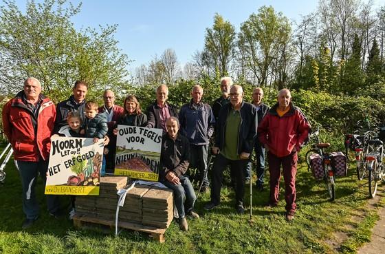 Volkstuinders in Blokker ongerust: de tijd dringt...
