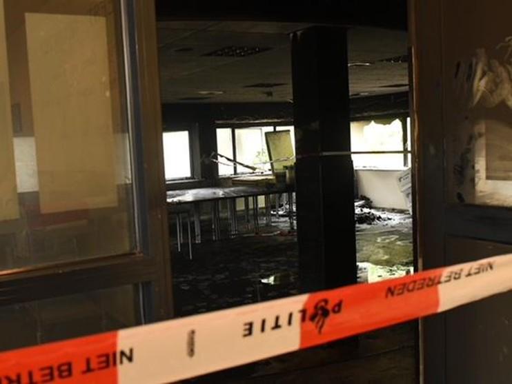 Politie onderzoekt brandstichting bij GGZ-instelling Oegstgeest