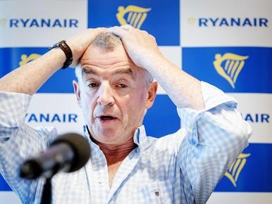 Ryanair van leer tegen monopolie Schiphol