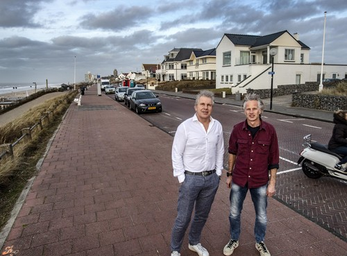 Vrees voor 'wielrenterreur', van twee kanten, op Zandvoortse Boulevard Paulus Loot