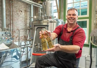 Passie van Zaanse bierbrouwer Patrick Breugem