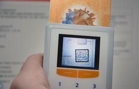 Rabo-scanner die wordt gebruikt bij overboekingen.