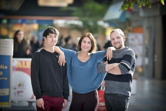Jonge cineasten maken speelfilm over een rotjeugd in Haarlem-Schalkwijk [video]