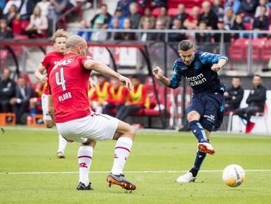 AZ en Vitesse scoren niet