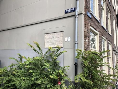Leidse dichter Piet Paaltjens sloot waarschijnlijk aan overkant vriendschap