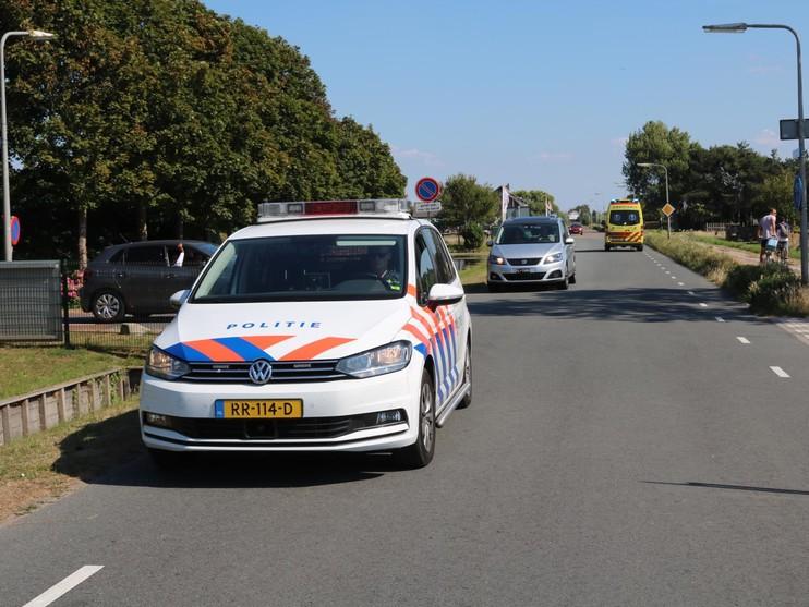 Twee gewonden door geschrokken paard in Noordwijk