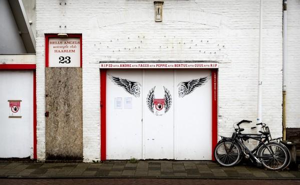 Haarlemse Hells Angels kunnen snelle heropening clubhuis wel vergeten