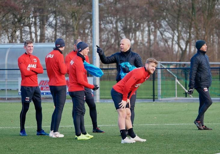 Definitief: Arne Slot nieuwe hoofdtrainer AZ