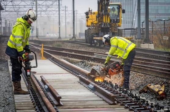 'Minder vertraging door ander spooronderhoud'