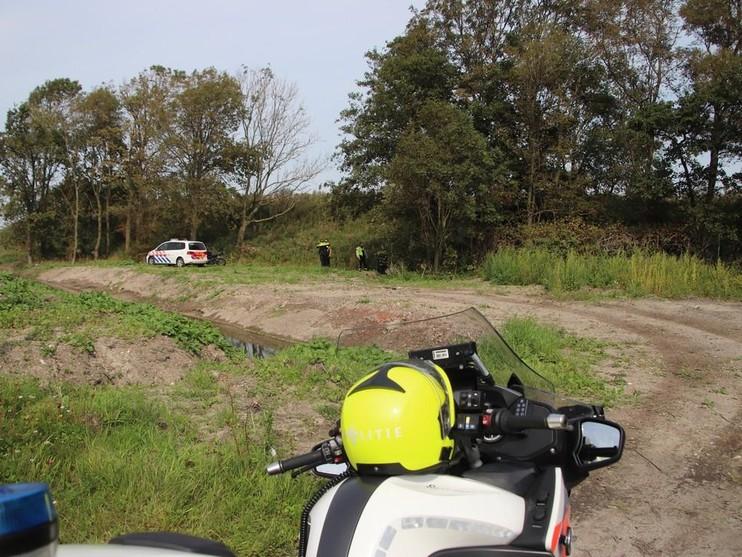 Motorrijder gepakt na wilde achtervolging