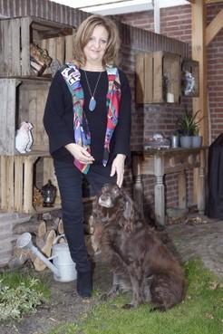 De Gooi- en Eemlander 2018: Carin Stolk strijdt tegen eenzaamheid