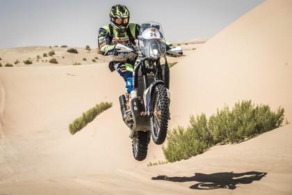 Weer een Jimmink in de woestijn