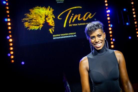 Musical Tina Turner vanaf februari in Beatrix Theater