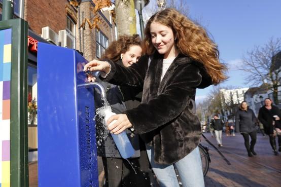 Haarlemmermeer betaalt niet mee aan watertappunten op schoolpleinen