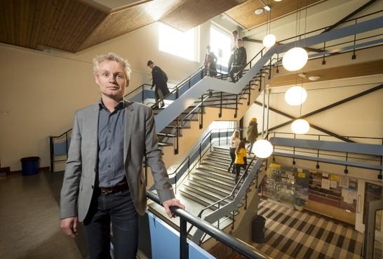 Directeur Visser 't Hooft lyceum: 'In het onderwijs moet centraal staan hoe geweldig het is om bij jonge mensen het verschil te maken'