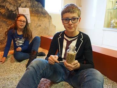 Goudzoekers uit Heiloo in Zaans Natuurmuseum