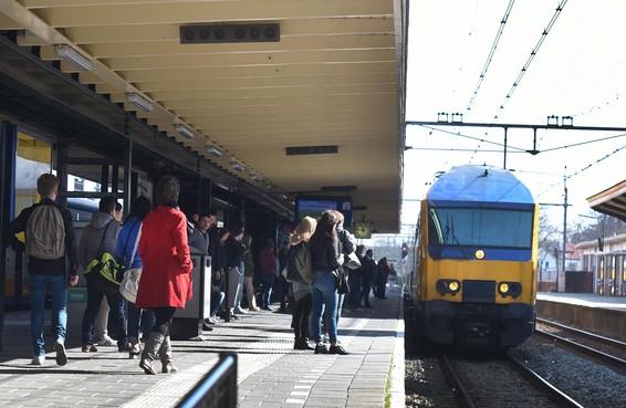 Extra treinen lossen knelpunten nieuwe dienstregeling op