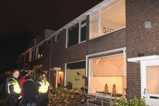 Verdachte vuurwerkexplosie Leiden langer vast