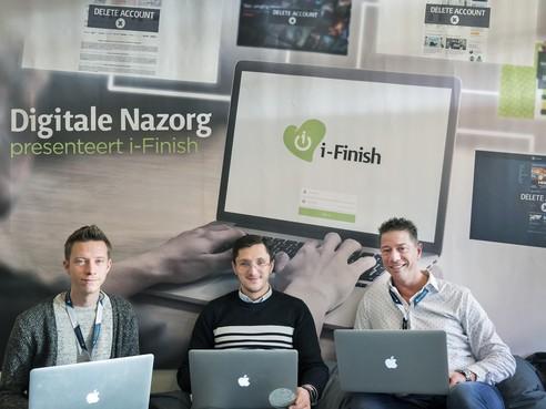 Digitale Nazorg: op zoek naar antwoorden