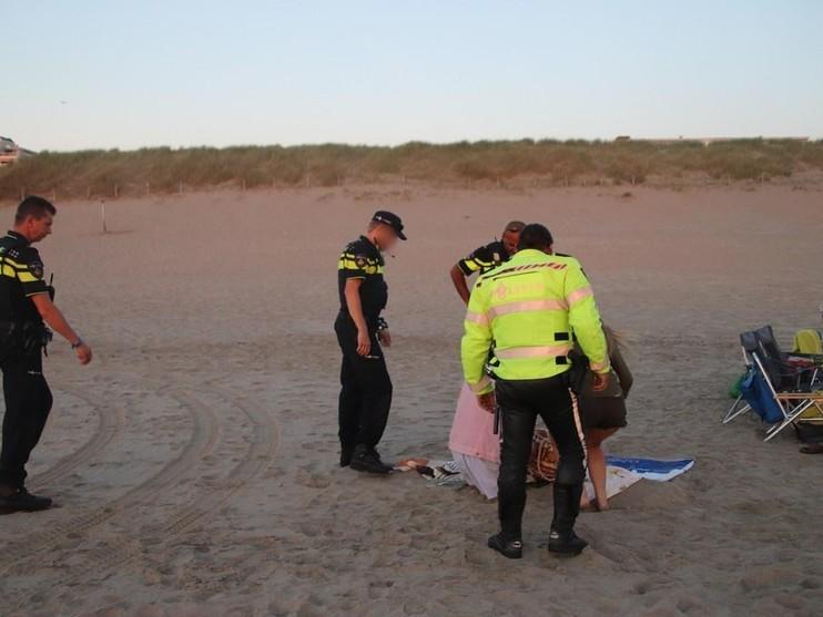 Vermiste badgasten Noordwijk zijn gevonden [update]