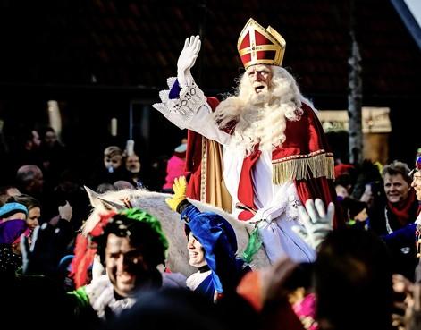 Zaanstad nomineert intocht Sinterklaas voor prijs