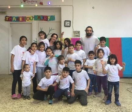 Arabische benefietavond in Slot Assumburg voor stichting Happy Caravan