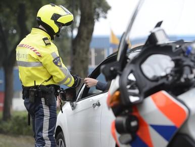 Inwoner van Callantsoog voor derde keer betrapt zonder rijbewijs