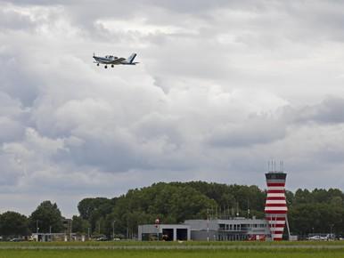 Geen vracht op luchthaven Lelystad