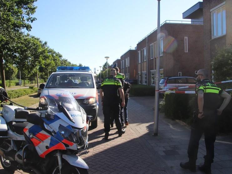 Zwaargewonde en aanhouding bij steekpartij in Voorhout