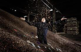 Chocoladeproever Erik Sauer.