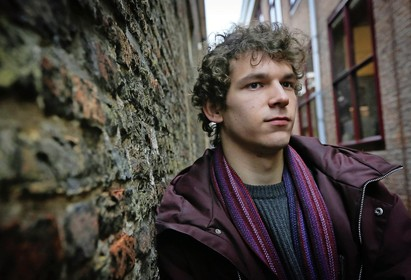 Muzikant Arnoud Roelfsema laat zich niet uitwonen