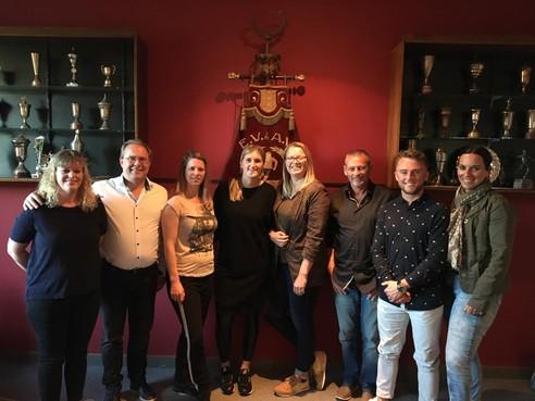 'Formateurs' hebben hard gewerkt aan nieuw bestuur Enkhuizer voetbalclub West Frisia