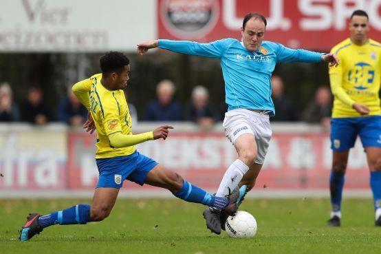 Ter Leede klopt FC Lisse in Bollenstreekderby: 'Zij de bal, wij de punten' [video]