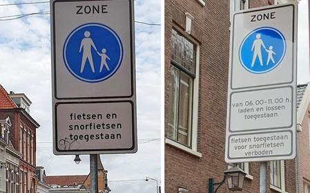 Autoluw is straks ook weer helemaal bromfiets-luw in Haarlemse binnenstad