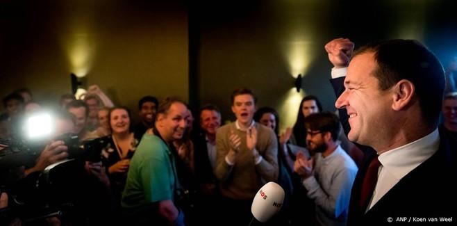 PvdA euforisch na verrassende overwinning