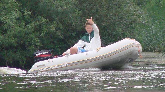 Overlast door jeugd in snelle bootjes: 'Er wordt in Langedijk niks aan handhaving gedaan'