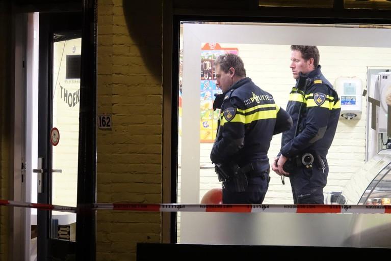 Overval op snackbar Zuiddijk in Zaandam [update]
