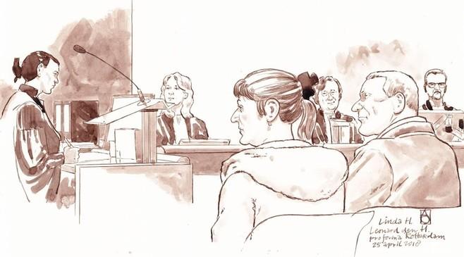 Eis: 10 jaar cel voor moord op dochter Joëlle