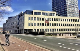 Saendenborch in Zaandam.