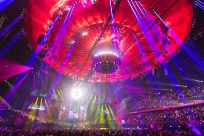 Eurovisie Songfestival en Formule 1 gaan niet samen
