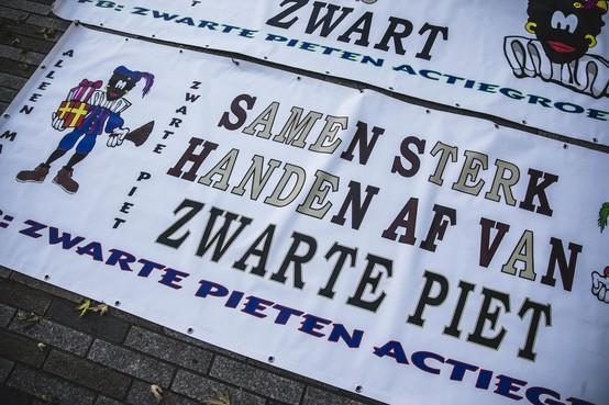 Alleen demonstraties pro-Piet aangemeld bij Zaanstad